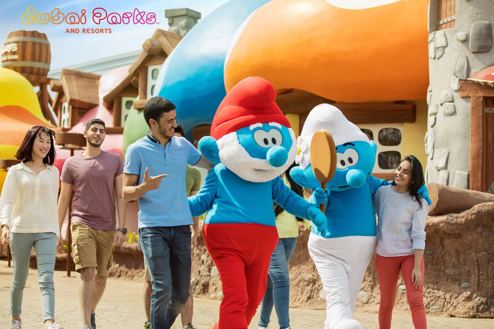 Dubai Parks and Resorts - уникальный комплекс тематических парков