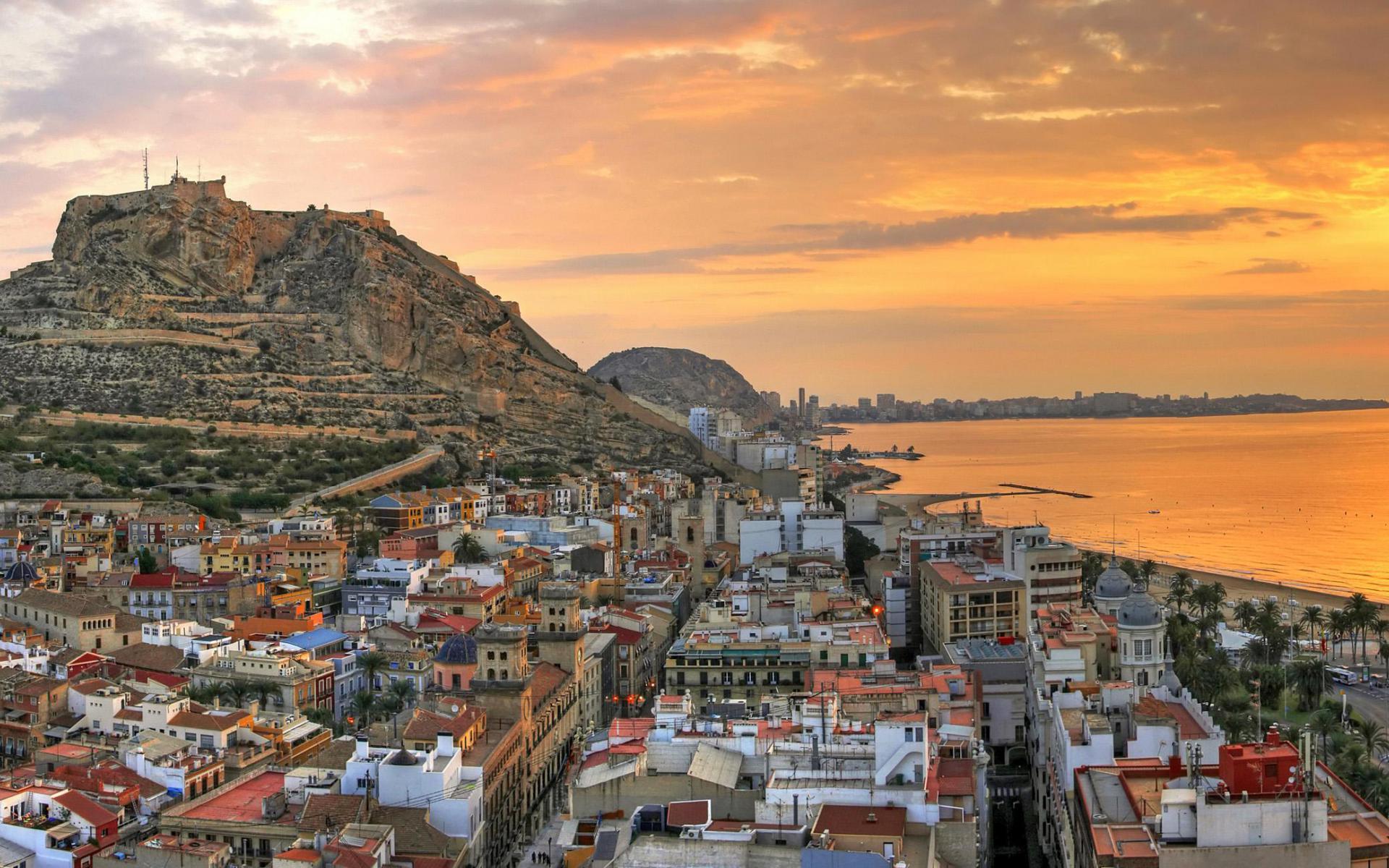Аликанте новости испания