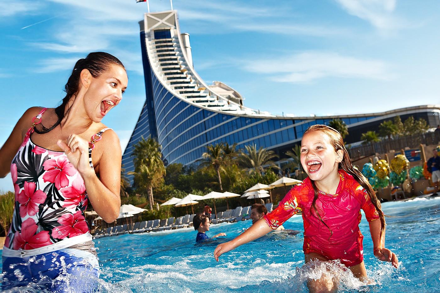 Детский отдых в ОАЭ