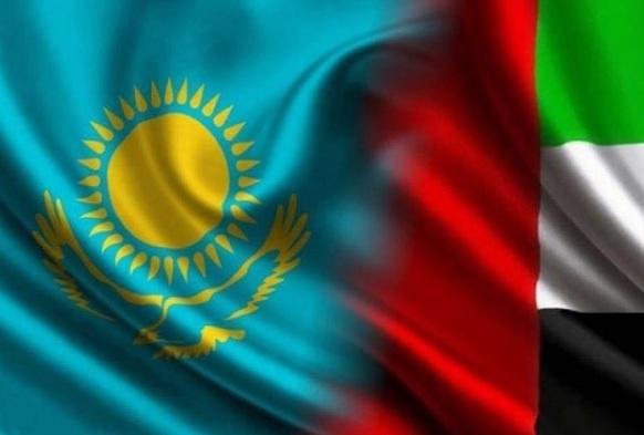 Kazakhstan_UAE_flag
