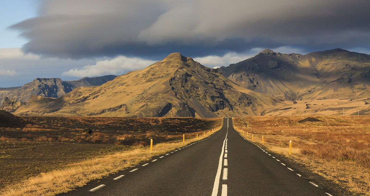 Величественная Исландия