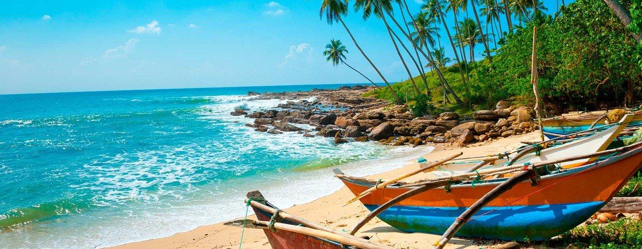 Отдых на о. Шри-ланка