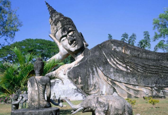 Достопримечательности Лаоса
