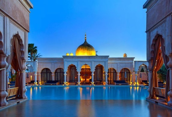 Роскошь Марокко