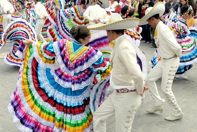 Мексиканский национальный костюм