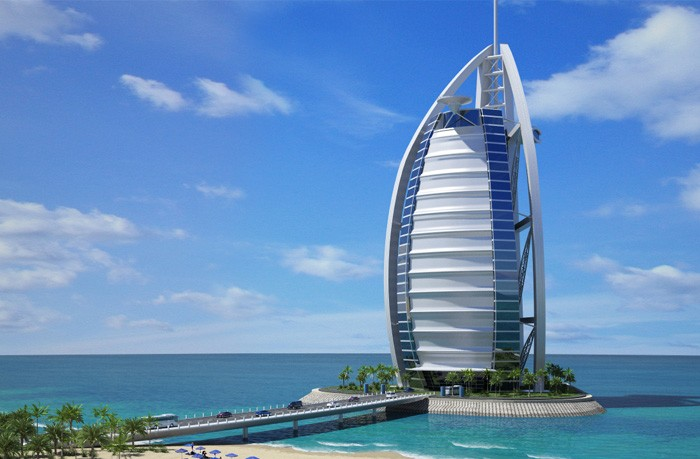 Курортный отель Burj Al Arab Jumeirah