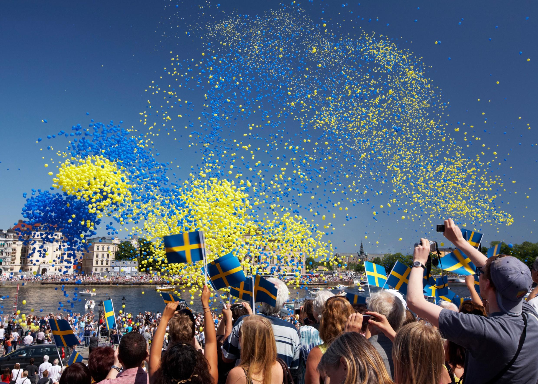 Национальный праздник Швеции