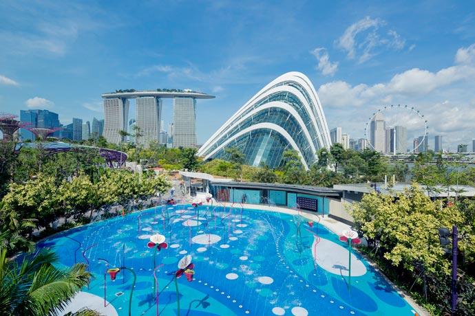 Сингапур для детей