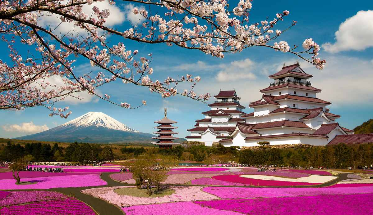 Япония — страна современности и традиций
