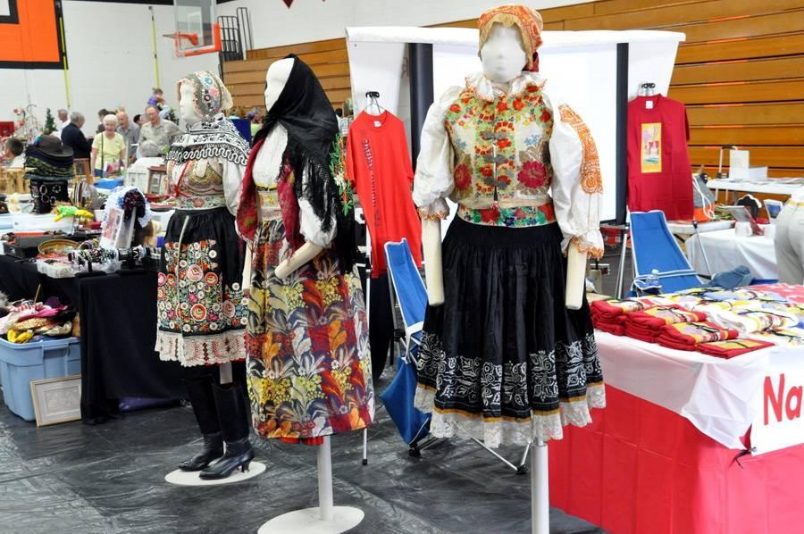 Традиционная одежда в Словакии