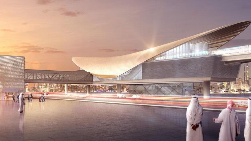 строительство новой ветки метро