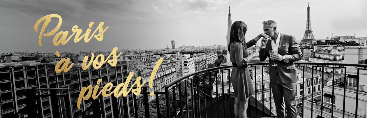Франция. Paris a vos pieds!