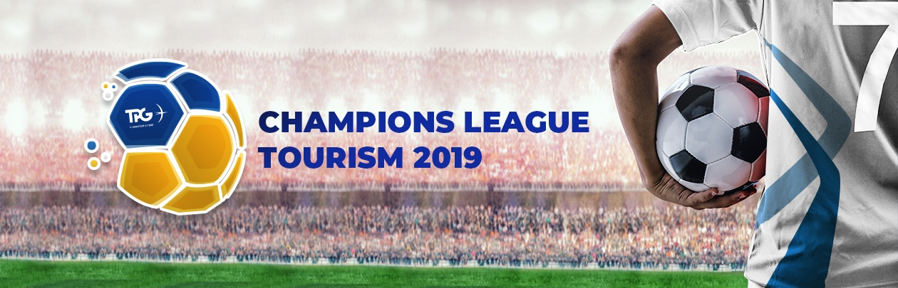 CHAMPIONS LEAGUE TOURISM 2019