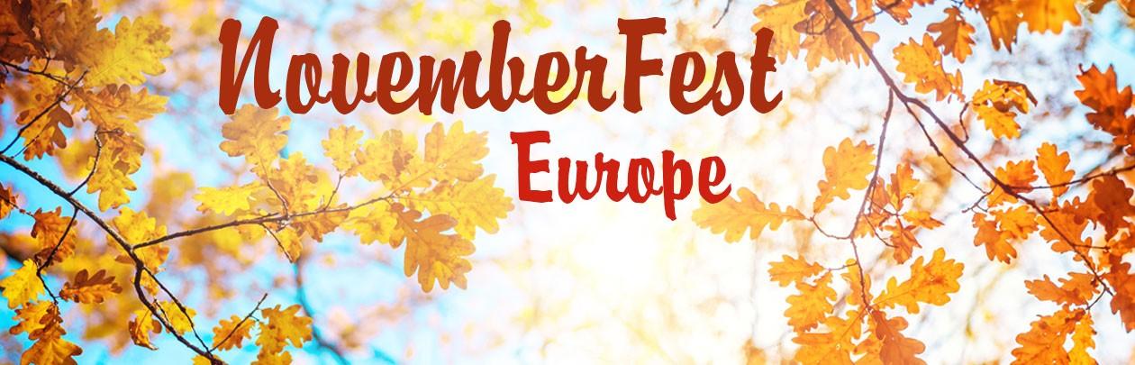 NovemberFest-Europe